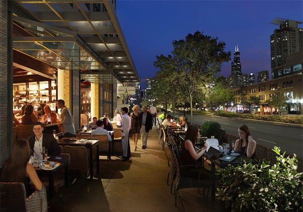 Booth Hansen Designed Nobu Hotel/Restaurant Unveiled