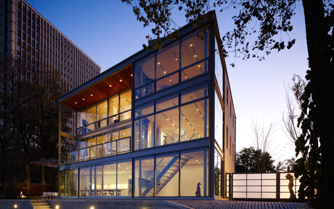 BOOTH HANSEN WINS AIA DISTINGUISHED BUILDING AWARD