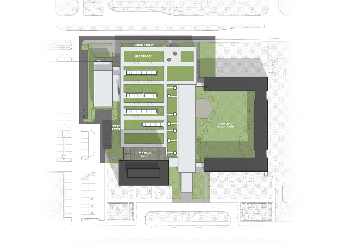 ISR site plan