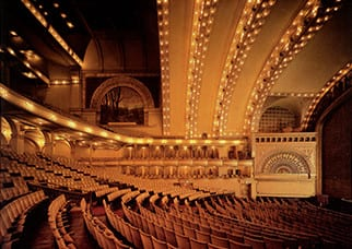 Auditorium Theatre Renovation