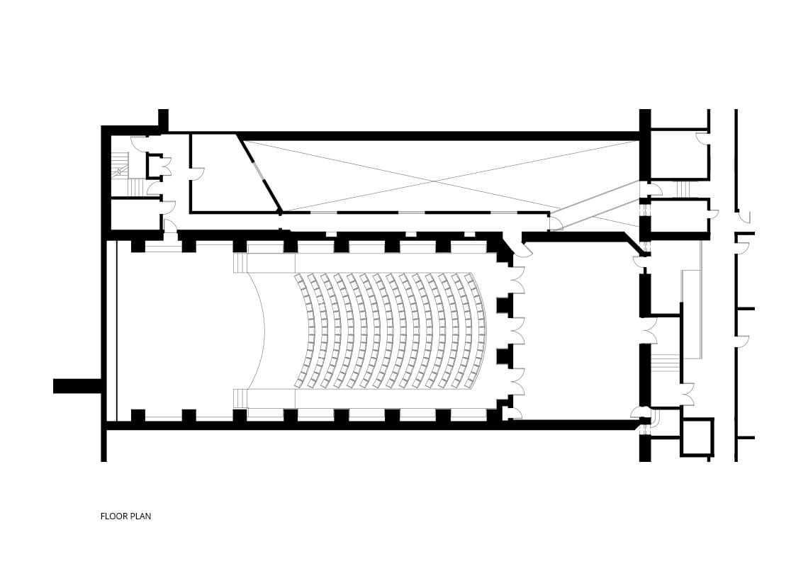 ganz hall floor plan