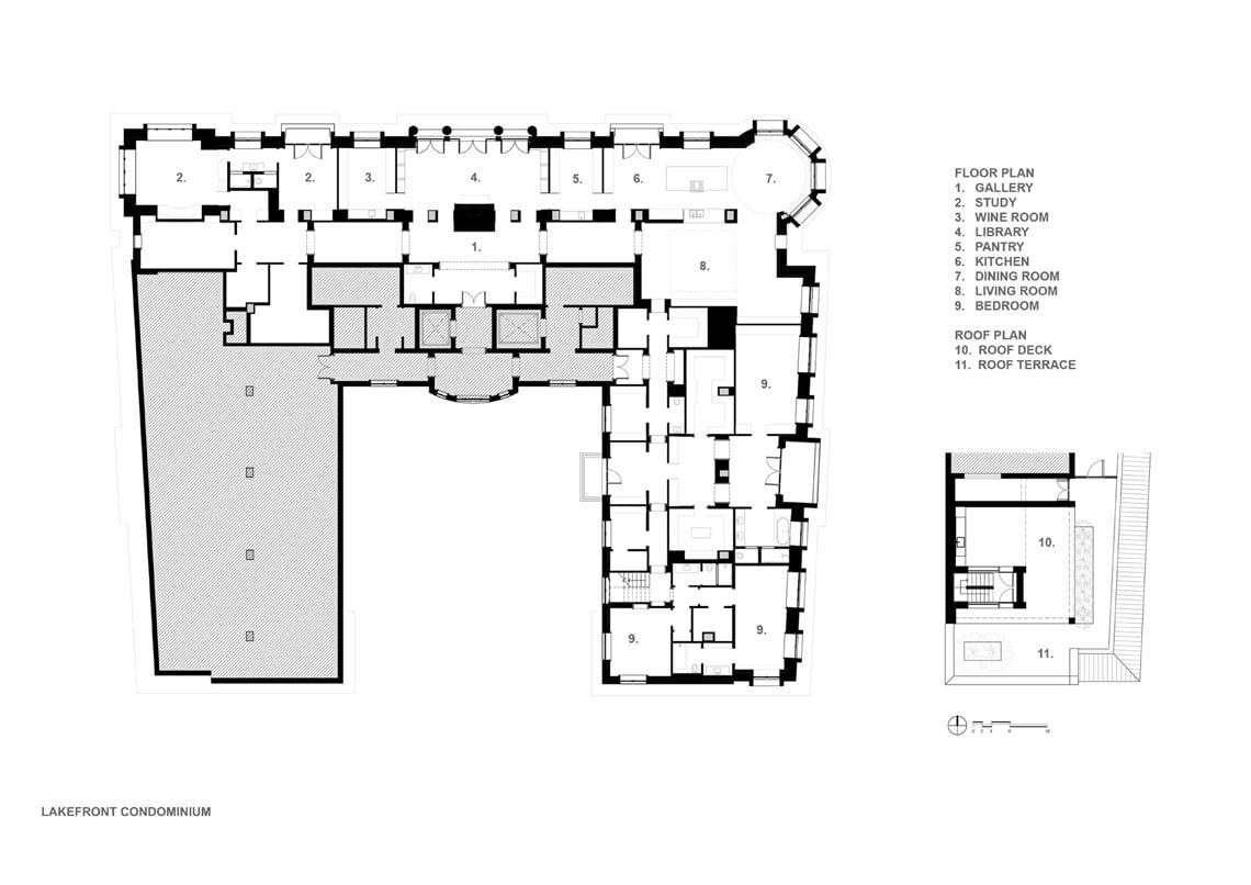 goethe floor plan