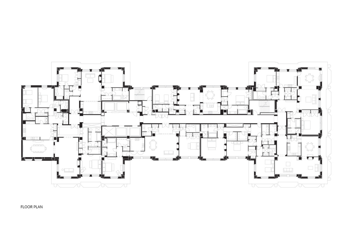 palmolive floor plan
