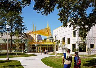 Arts + Recreation Center at Ellis Park