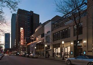 Oak Street Retail
