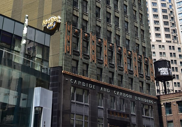 HARD ROCK CHICAGO REPLACEMENT TO BE NAMED ST. JANE HOTEL