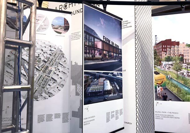 "CHICAGO ARCHITECTURE FOUNDATION'S ""BETWEEN STATES"" EXHIBITION"