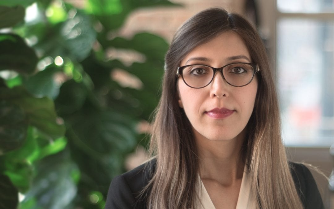Sanaz Saeedi