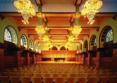 Ganz Hall
