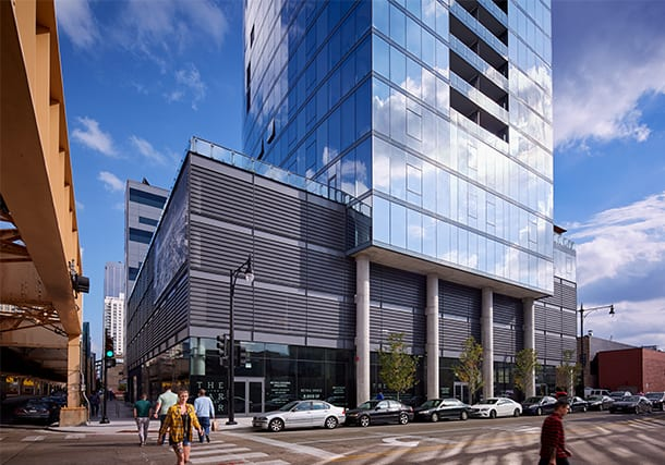 FULTON MARKET'S FIRST BOUTIQUE FITNESS CONCEPT OPENING AT THE PARKER