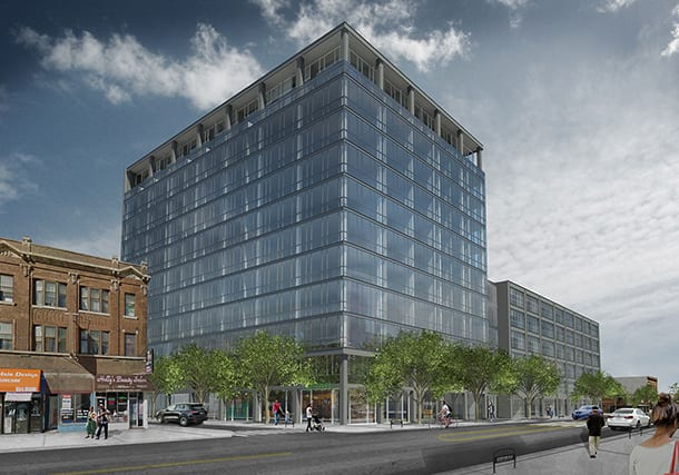 Construction to Begin at 5050 N Broadway